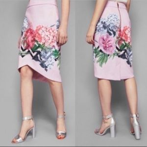 Ted Baker London Soella Garden Skirt